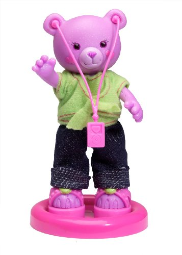 Build-A-Bear Workshop - Furbulous Fashion Friends - Grooving Bear