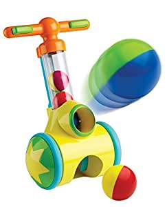 Tomy Toys Pic N' Pop Ball Blaster