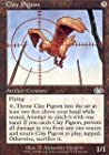 Magic: the Gathering - Clay Pigeon - Unglued