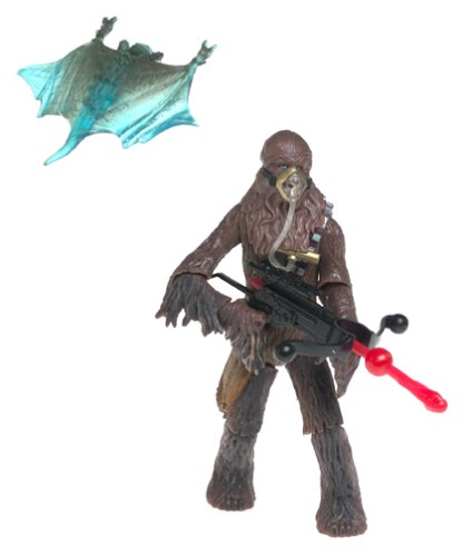 Star Wars Episode 2 Chewbacca by Hasbro - Mynock HuntB0000AV7ER