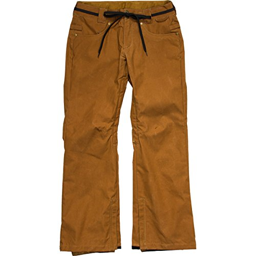 DC Juniors Viva Pant, Rubber, Large