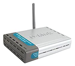 D Link AirPlus DWL-900AP+ Wireless 22MBPS Access Point