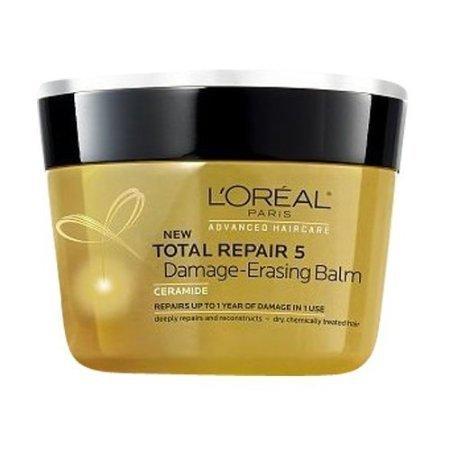 L'Oreal Paris Advanced Haircare Total Repair 5 Damage Erasing Balm, 8.5 fl oz (Loreal Advanced compare prices)