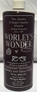 Worleys Wonder Jewelry and Glass Cleaner