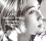 ZARD CD 「ZARD Request Best-beautiful memory-(DVD付)」