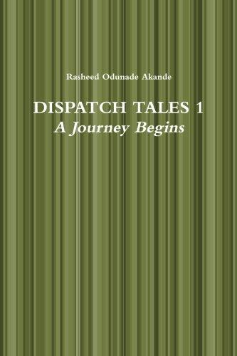 Book: Dispatch Tales by Rasheed Odunade Akande