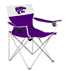Buy NCAA Kansas State Wildcats Big Boy Chair by Logo