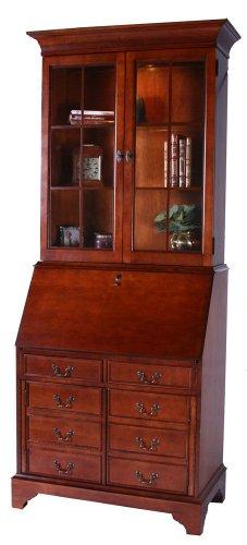 Buy Low Price Comfortable Jasper Cabinet Arlington Computer Secretary Desk with Hutch (B002K83D2C)