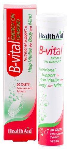 Health Aid B-Vital <B>New</B> 20 Tablets