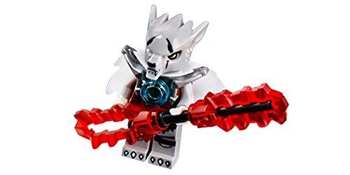 Lego Chima Worriz Minifigure - 1