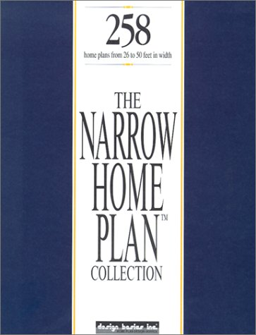 The Narrow Home Plan Collection (Narrow House Plans compare prices)