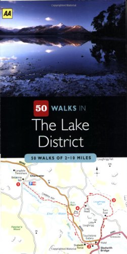 50 Walks in the Lake District: 50 Walks of 3-8 Miles