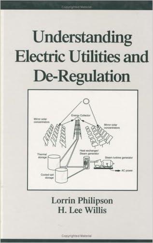 Understanding Electric Utilities and De-Regulation (Power Engineering)