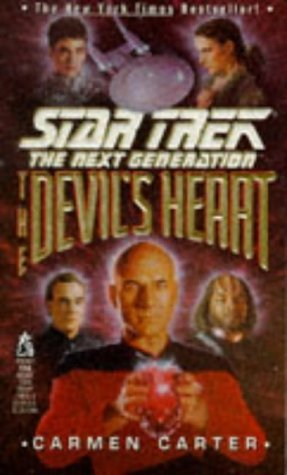 The Devil's Heart (Star Trek: The Next Generation) (Carters Space Dogs compare prices)
