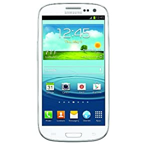 Samsung Galaxy S III 4G Android Phone, White 16GB (Verizon Wireless)
