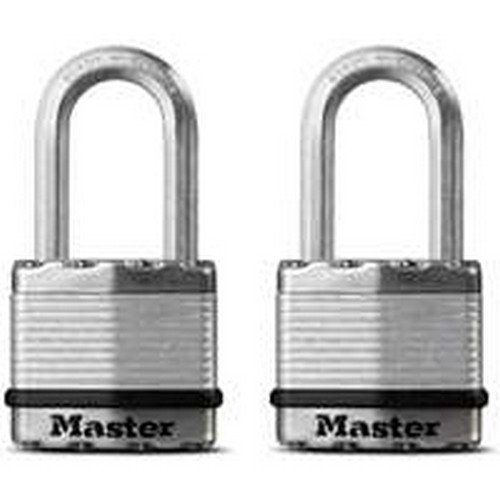 NIB 6 PACKS - MASTER LOCK MAGNUM M1XTLF 1-3/4 4-PIN PADLOCK 2/PACK AUTH DEALER neodymium nib magnet spheres 6mm 10 pack