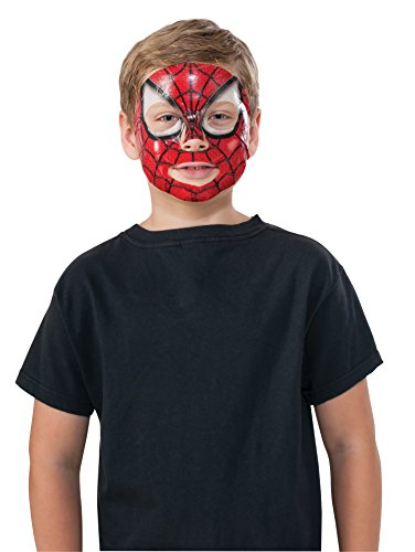The Amazing Spider-man 2, Spider-man Face Tattoo