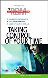 "Cover of ""Taking Control of Your Time (Th..."