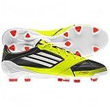 adidas F50 Adizero TRX FG LEA Soccer Shoe (Color: Phanto/Runwht/Electr, Tamaño: 8.5 M US)