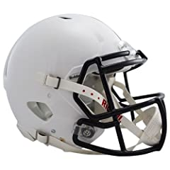 Penn State Nittany Lions Authentic Revolution Speed Football Helmet by Riddell