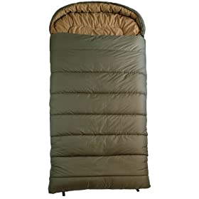 TETON Sports Celsius XL -25-Degree Flannel Lined Sleeping Bag