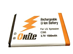 Amazon.com: Onite® 1500mAh Li-ion Battery for LG 840G (Tracfone) / LG