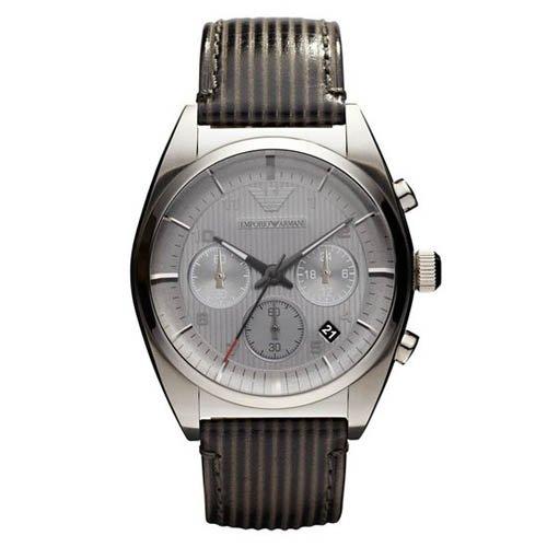 Reloj Emporio Armani Classic Men Ar0370 Hombre Gris
