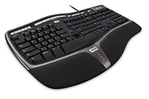 Microsoft (5QH-00002) Natural Ergonomic Keyboard 4000