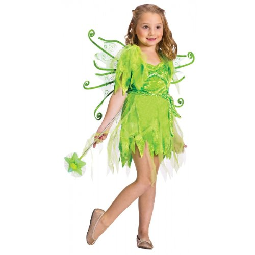 Neverland Fairy Costume - Large front-811059