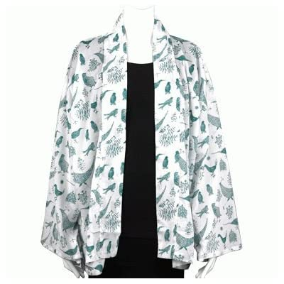 V&A Birds Jacket (One size)||EVAEX||RF10F