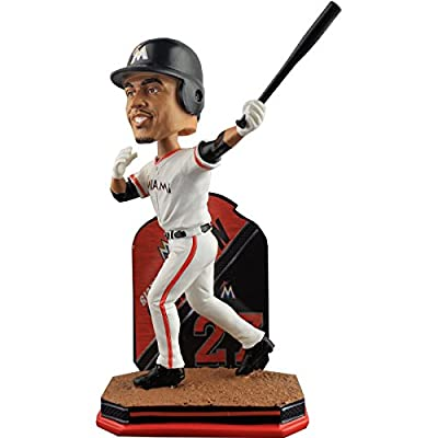 Giancarlo Stanton Miami Marlins 2016 MLB Name and Number Bobble Head Forever Collectibles