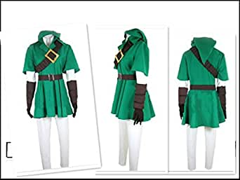 Legend Of Zelda Link Cosplay Costumes