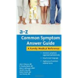 a-z Common Symptom Answer Guide ~ John H Wasson