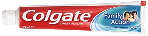 Colgate - Dentifricio, Family Action -  75 ml