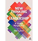 img - for [ NEW THINKING ON LEADERSHIP: A GLOBAL PERSPECTIVE - IPS ] By Owen, Hilarie ( Author) 2013 [ Paperback ] book / textbook / text book