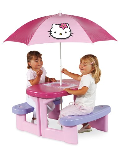 Simba-Smoby Hello Kitty Picnic Table