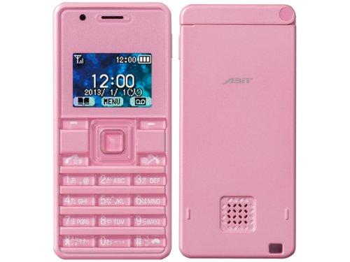 ストラップフォン2 WX06A willcom [ピンク]