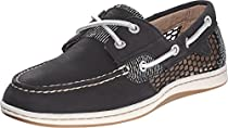 Sperry Top-Sider Womens Koifish Core Casual Shoes (5 B(M) US, Black/Black)