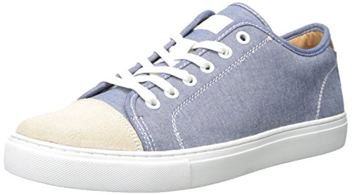Tommy Hilfiger Men's MANSON3 Fashion Sneaker, Navy, 8.5 M US (Tommy Hilfiger Caps For Men compare prices)