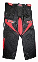 DXS Draxxus Tournament Paintball Pants - Red - XX-Large XXL by Gi Sportz