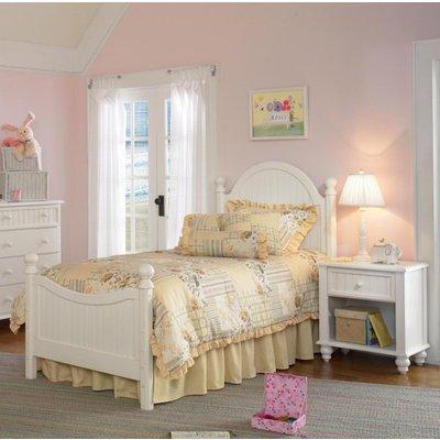 Hillsdale Westfield 2 Piece Panel Bedroom Set