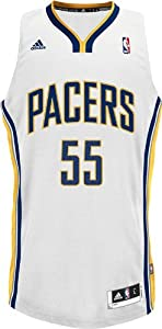 NBA Indiana Pacers Roy Hibbert Youth 8-20 Swingman Home Jersey by adidas