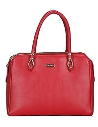 Adamis Beautiful Designed Handbag (Red_B716