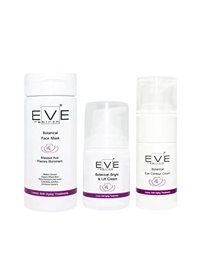 EVE REBIRTH Kit Facial 3 Piezas Botanical