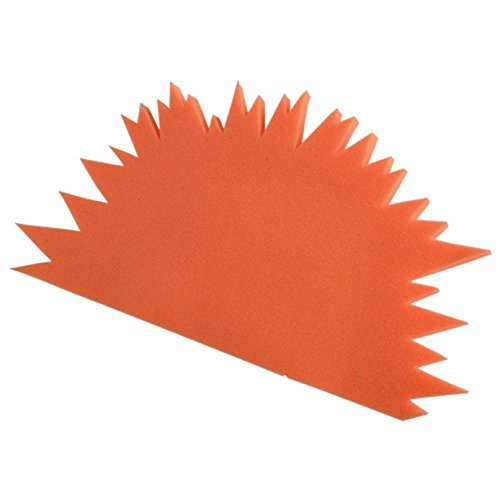 Foam Child Size Spike Orange Mohawk Hat