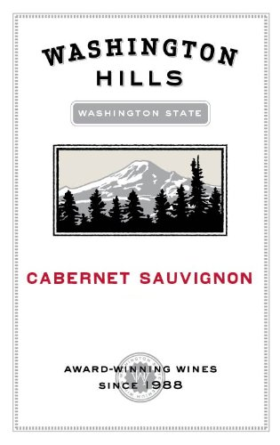 2012 Washington Hills Cabernet Sauvignon Washington 750 Ml