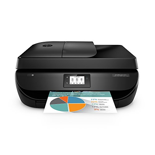 HP OfficeJet 4650 Wireless All-in-One Photo Printer with Mobile Printing, Instant Ink ready (F1J03A) (Printer Wireless Direct compare prices)