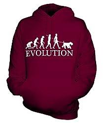 Giant Schnauzer Evolution of Man - Unisex Hoodie - Mens/Womens/Ladies