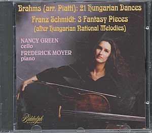 Brahms - A Hungarian Fantasy - Zortam Music