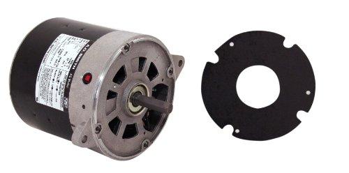 A.O. Smith El2014V1 1/6 Hp, 1725 Rpm, 115 Volts, 48N Frame, Totally Enclosed, Sleeve Bearing, Reversible Rotation Oil Burner Motor